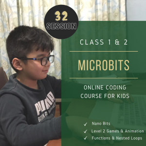 Online coding course for kids